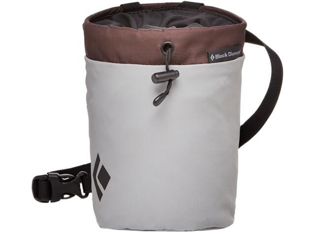 Klettergurt Gelbox : Black diamond gym chalk bag nickel campz.ch